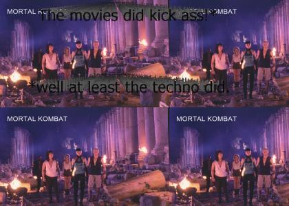 The Mortal Kombat movies DID kick ass!