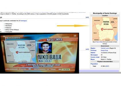 News networks lack effort on stuff...