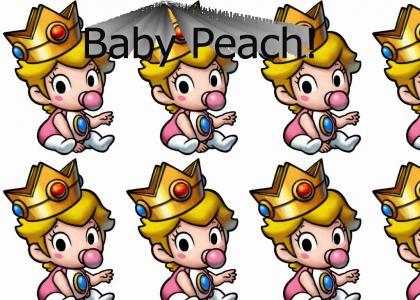 Baby Peach!