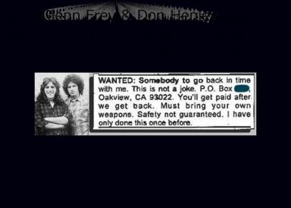 The Eagles - Safety Not Guaranteed
