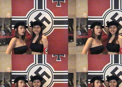 Japanese Nazi Pussies