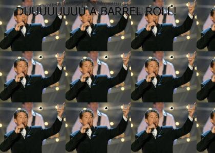 DUUU A BARREL ROLLLL