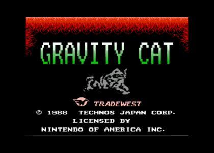 Gravity Cat for NES