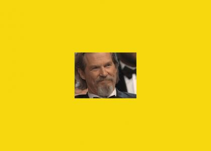 Jeff Bridges just thought of a funny site idea