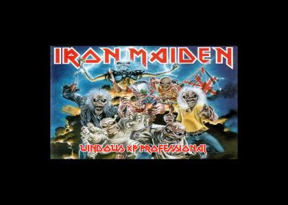 Iron Maiden XP