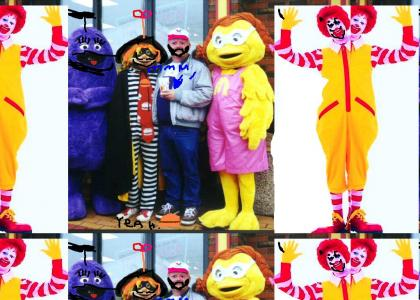 MCDONALDLAND IS IN THE REAL WORLD!