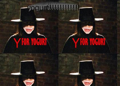 V Loves Yogurt