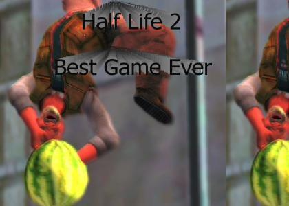 Eli Vance - Half Life 2 Chronicles