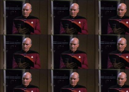 Picard Has Brain Damage, part II