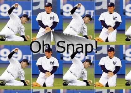 Hideki Matsui -  Oh Snap!