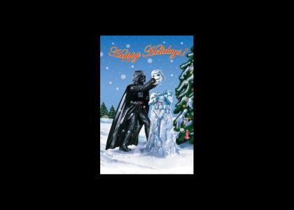Vader Holiday