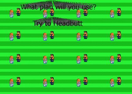 Nintendo World Cup Zidane