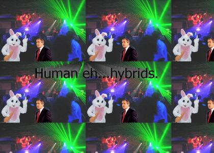 Human-animal Hybrids! (trance) (new gif!)