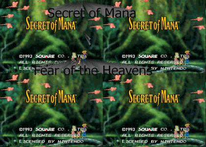 Video Game Music - Secret of Mana Intro