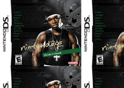 Nintendogs 2DCube