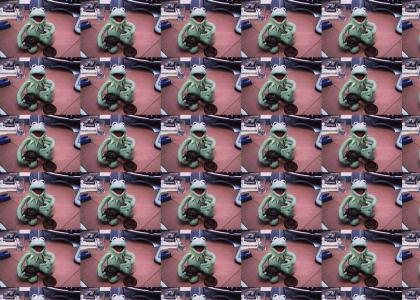 Kermit Gets High