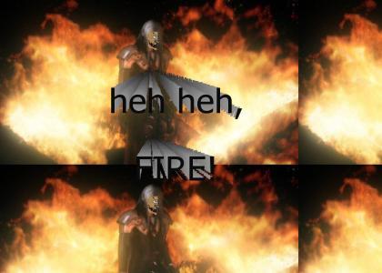 Beavis is Sephiroth!