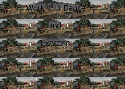 Ninjas Work It