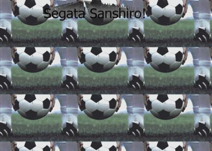 Goalie Segata Sanshiro Style