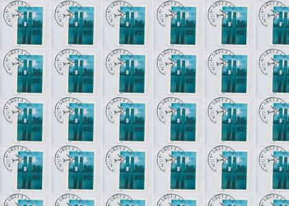 Bad Postage Stamp
