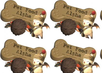 Pet Food Alpha