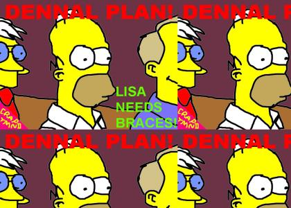CRAPTMND: Dennal Plan!