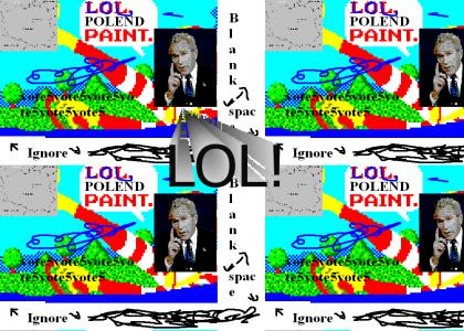 lol, Poland paint (VOTE 5!)