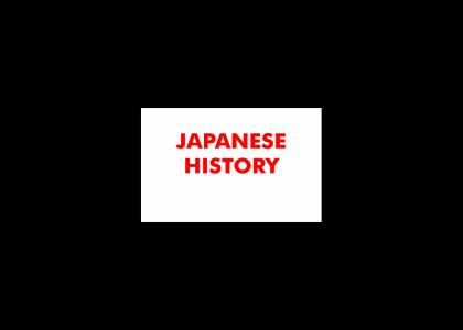 Japanese History According to Sony (changed music)