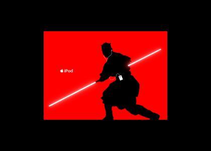 Star Wars iPod Ads: Round 2