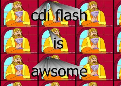cdi flash