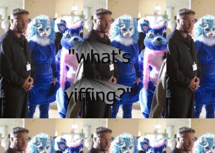Grissom likes Furries!!