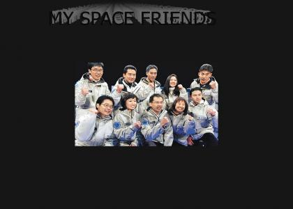 My Space Friends