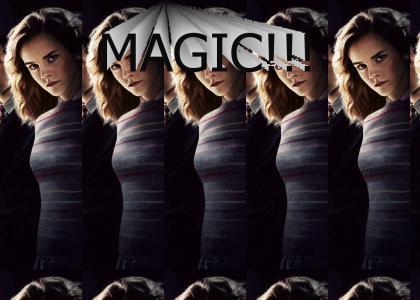 Hermione Granger in IMAX 3D