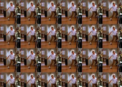 Kramer Sees a Black Man
