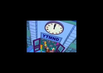Homer Submits a YTMND by Midnight