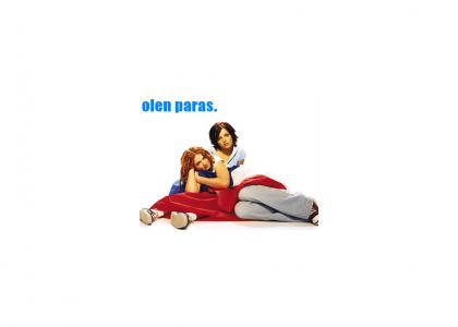 t.A.t.U - all about us (olen paras!)