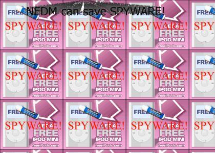 NEDM  spyware!