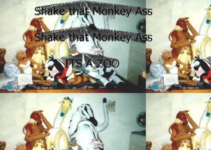 Shake Dat Monkey Ass