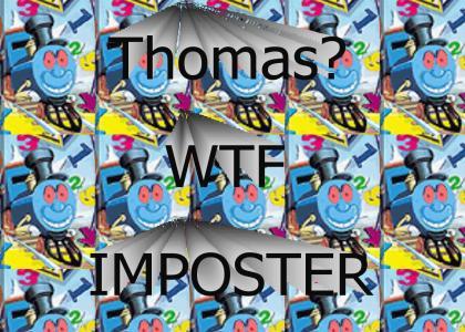 Thomas The Terrible