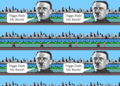 Nazi vs. N*gga!