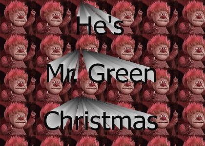 I'm Mr. Green Christmas