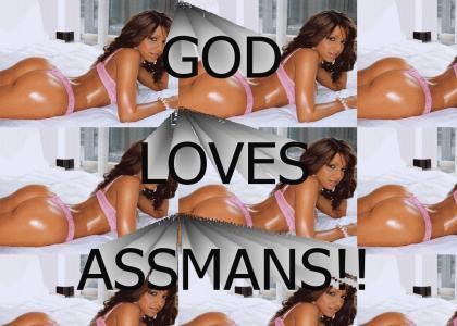 ASSMANS!!