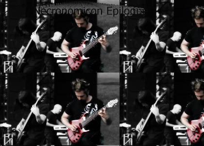 John Petrucci - Necronomicon