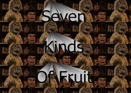 Seven Kinds of Fruit