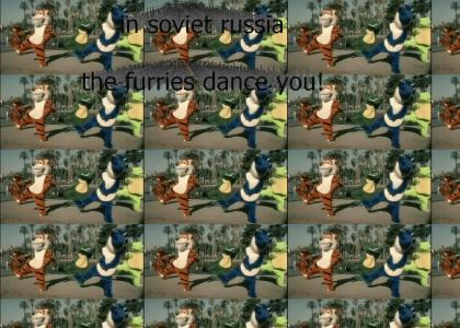 Soviet Furries