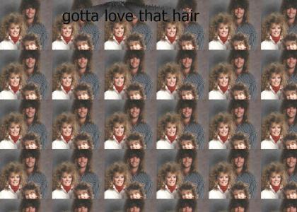 gotta love that hair