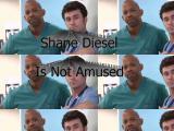Scrubs Shane Diesel Is Not Amused