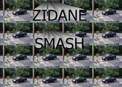 ZIDANE SMASH
