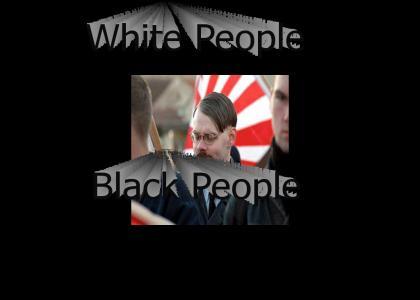 White people... black people