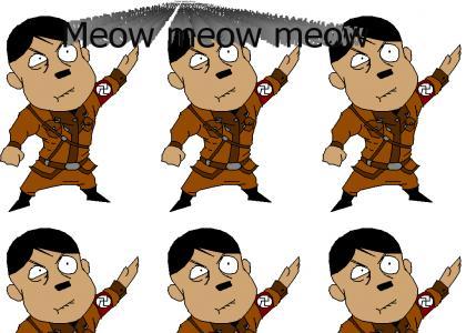Hitler goes Meow